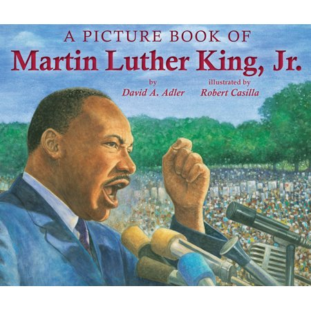 A Picture Book of Martin Luther King, Jr. (Martin Luther King Jr Good Samaritan Quote)
