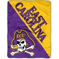 "East Carolina Pirates The Northwest Company 46"" x 60"" Halftone Micro Raschel Throw Blanket - No Size"