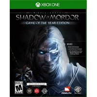 Middle Earth: Shadow of Mordor GOTY, WHV Games, Xbox One, 883929477241