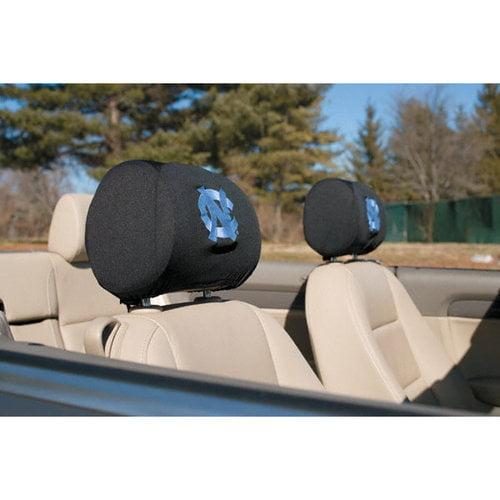NCAA - North Carolina Tar Heels Automobile Headrest Covers