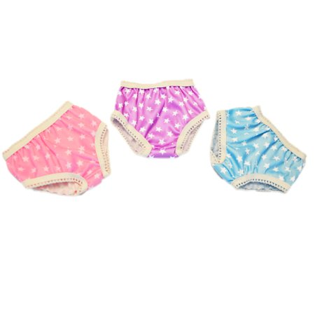 My Brittany's 3 Pack of Star Underwear for American Girl Dolls and My Life as Dolls ()