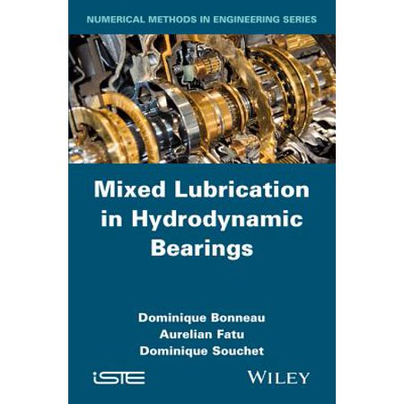 Mixed Lubrication in Hydrodynamic Bearings - eBook
