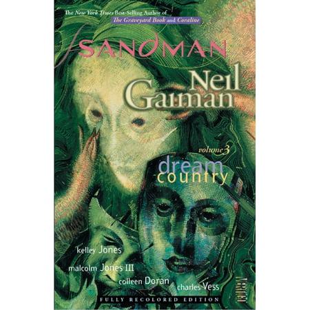 The Sandman Vol. 3: Dream Country (New Edition)