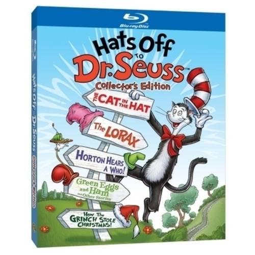 dfc92fe5 Hats Off to Dr. Seuss (Blu-ray) - Walmart.com