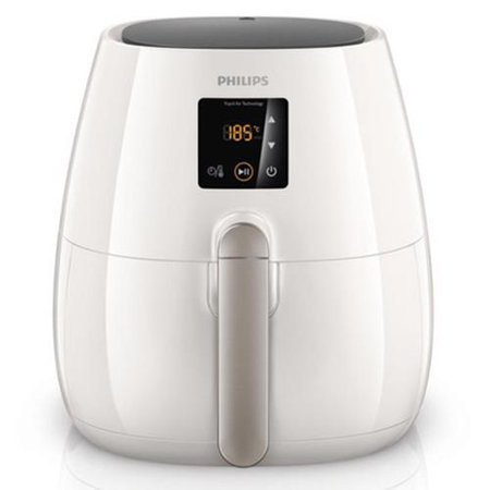 Philips Hd9230 56 Digital White Viva Airfryer With Rapid