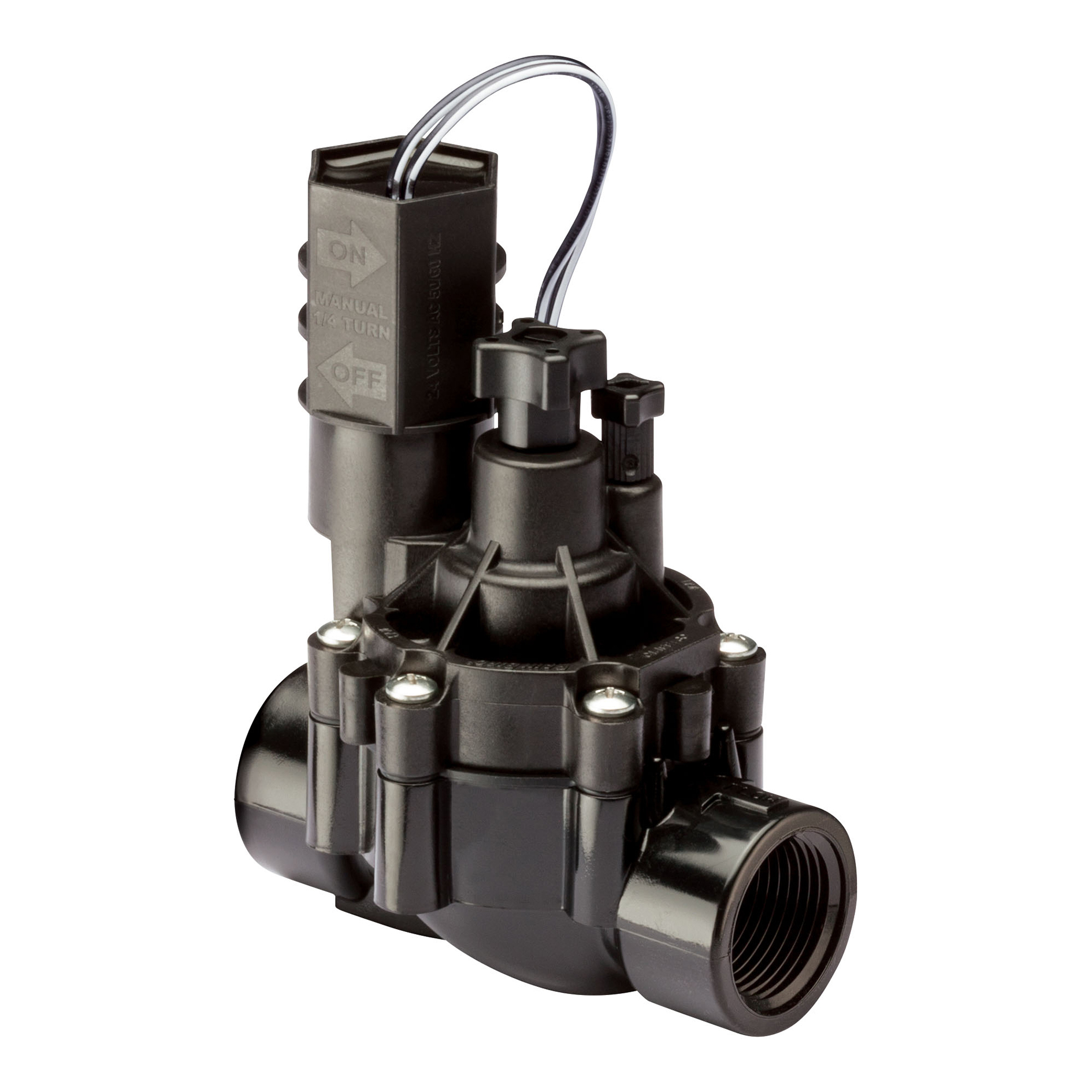 "Rain Bird CPF075 3/4"" In Line Sprinkler Valve With Flow Control"