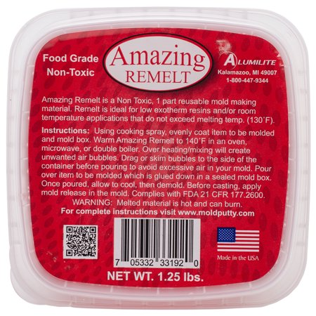 Amazing Remelt 1.25lb-Red
