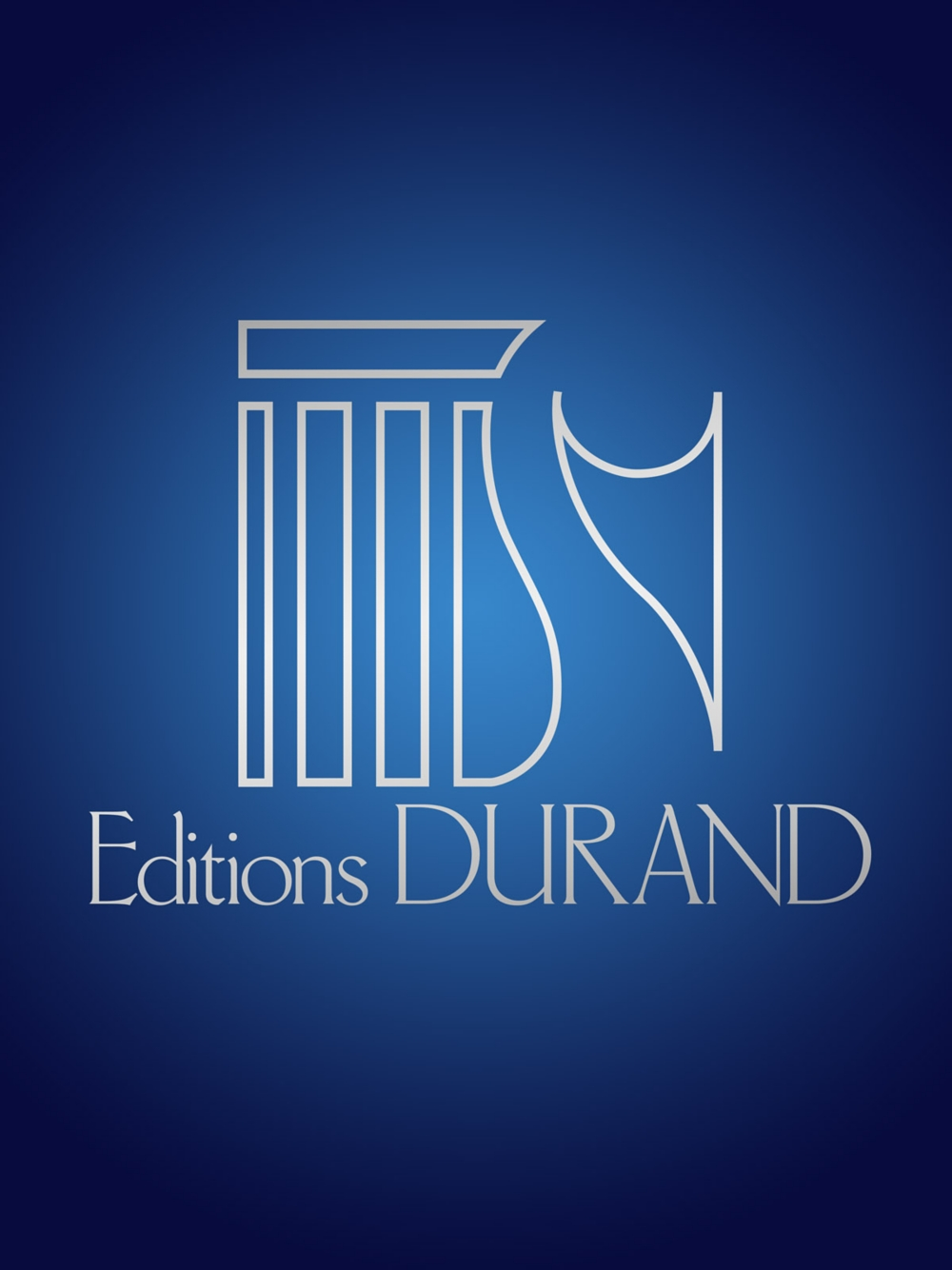 Editions Durand Poemes de la Pleïade, Vol. 6 (Voice and Piano) Editions Durand Series... by Editions Durand