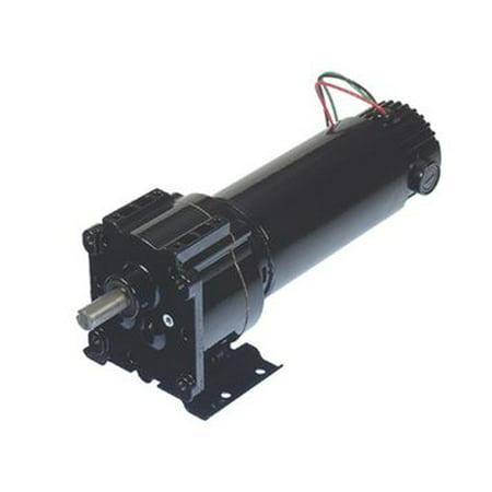 Bison Model 011 348 5030 Gear Motor 1 8 hp 64 RPM 24VDC