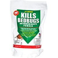 Diatomaceous Earth Filter Powder (J T Eaton 203-4bg Bedbug Kill Powder 4lb )