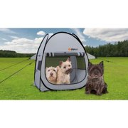 Pop-Up Pet Tent Large,   46`` x 46`` x 48`` (H)