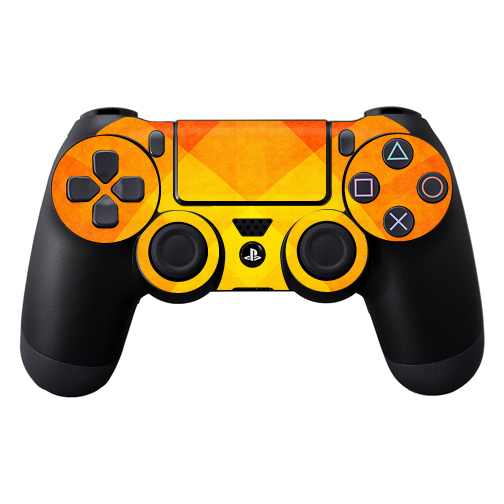 MightySkins Skin For Sony PS4 Controller - Biohazard | Protective, Durable, and Unique Vinyl Decal wrap cover | Easy To Apply, Remove, and Change Styles | Made in the USA