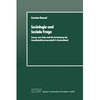 Soziologie Und Soziale Frage