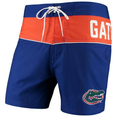 Florida Gators G-III Sports by Carl Banks All-Star Swim Trunks - Royal/Orange