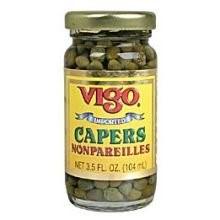 Vigo Capers, 3.5 Fl Oz by Vigo