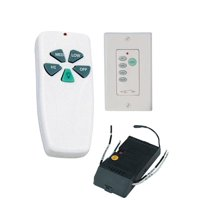 Craftmade RDI-103 Remote And Wall Control System