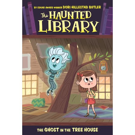 The Ghost in the Tree House #7 (Ghost Tree)
