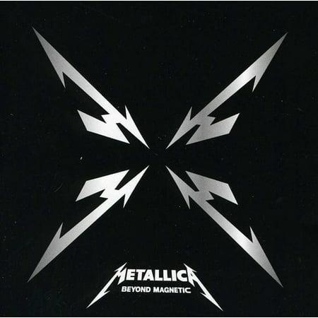 Metallica   Beyond Magnetic  Cd