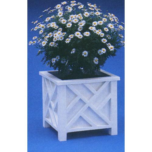 LB International Square Planter Box