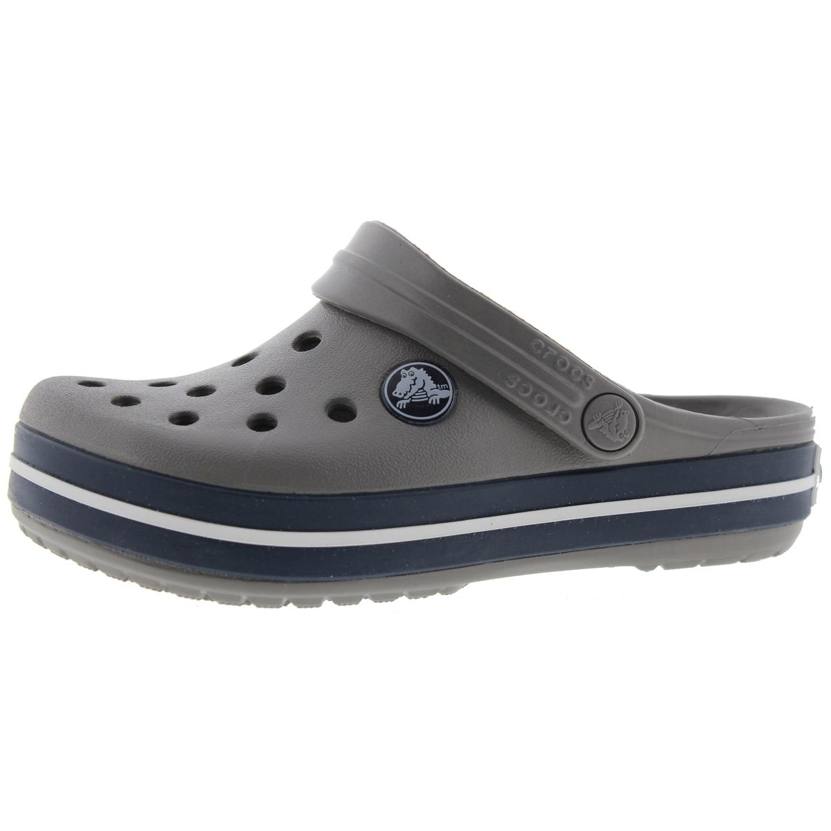 Crocs Boys Perforated Casual Clogs by Crocs