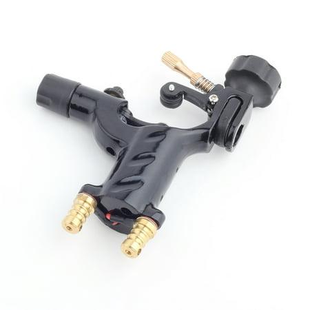 - Rotary Tattoo Machine Dragonfly Shader and Liner Tattoo Motor Gun Kit (Black)