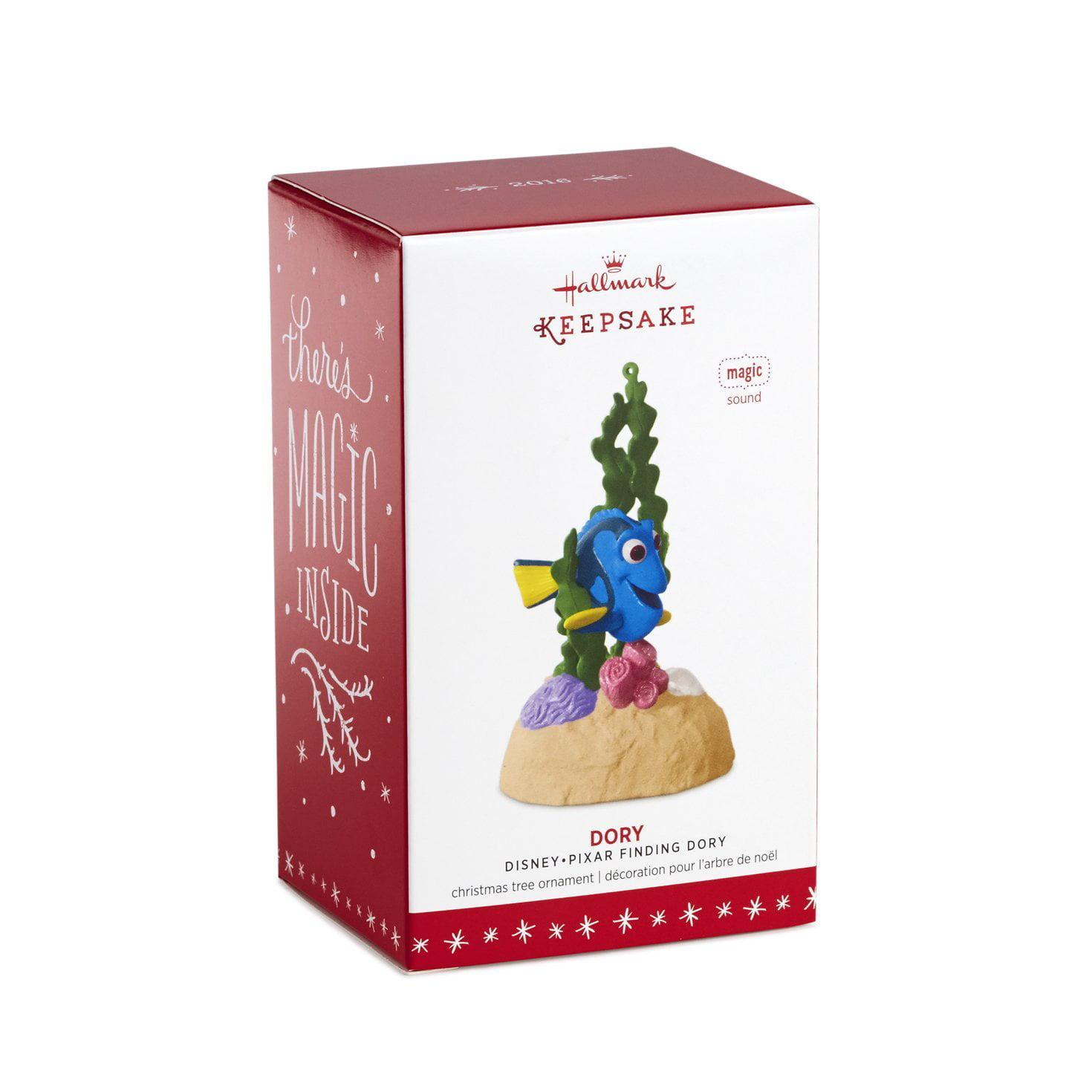 Halllmark Keepsake 2016 Disney/Pixar Finding Dory Christmas Ornament