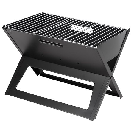 - Notebook Charcoal Grill, Simple two-step set up By Fire Sense