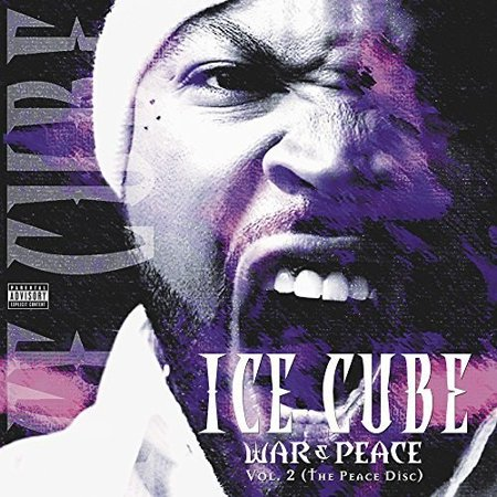 War & Peace 2 (The Peace Disc) (Vinyl) (Ice Cube War & Peace Vol 2)
