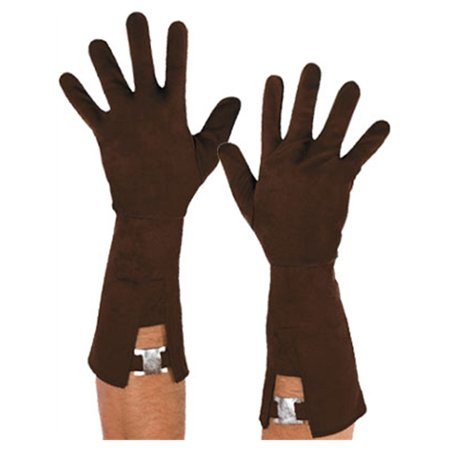 Captain America Movie Adult Halloween Gloves Accessory