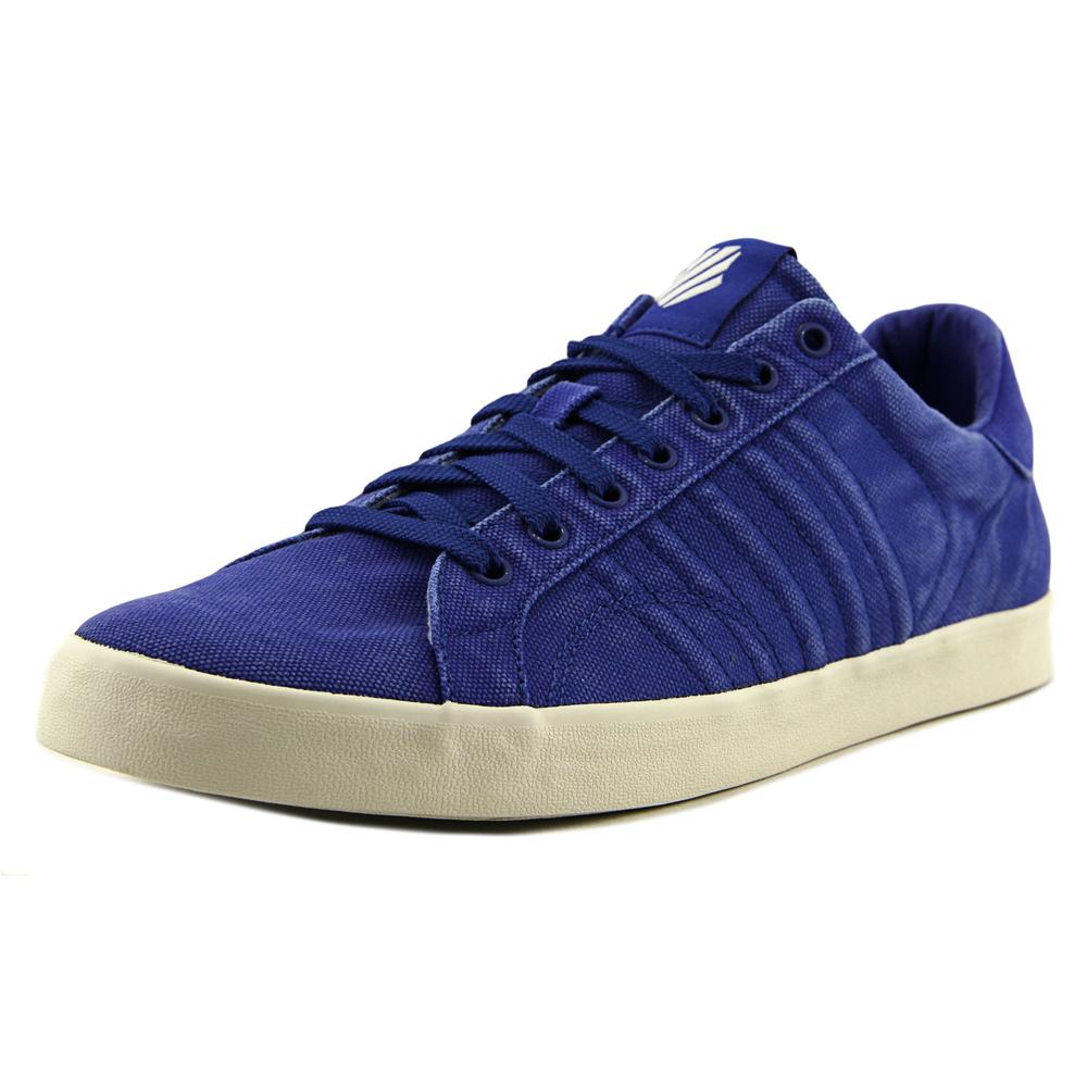 K-Swiss Belmont Round Toe Synthetic Tennis Shoe by K-Swiss