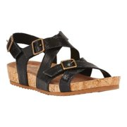 Women's Walking Cradles Pacific Strappy Cork Sandal