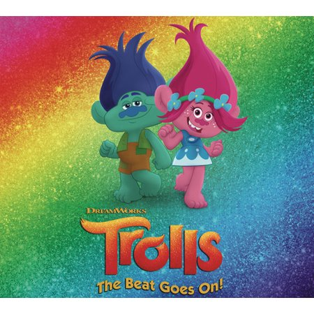 Dreamworks Trolls: The Beat Goes On (Various Artists) (CD)