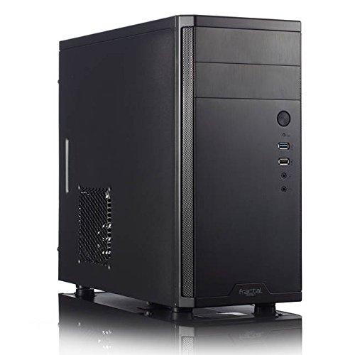 Fractal Design Core 1100 Computer Case - Black (fd-ca-core-1100-bl)