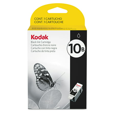 Kodak 1163641 (10B) Ink, 425 Page-Yield, Black