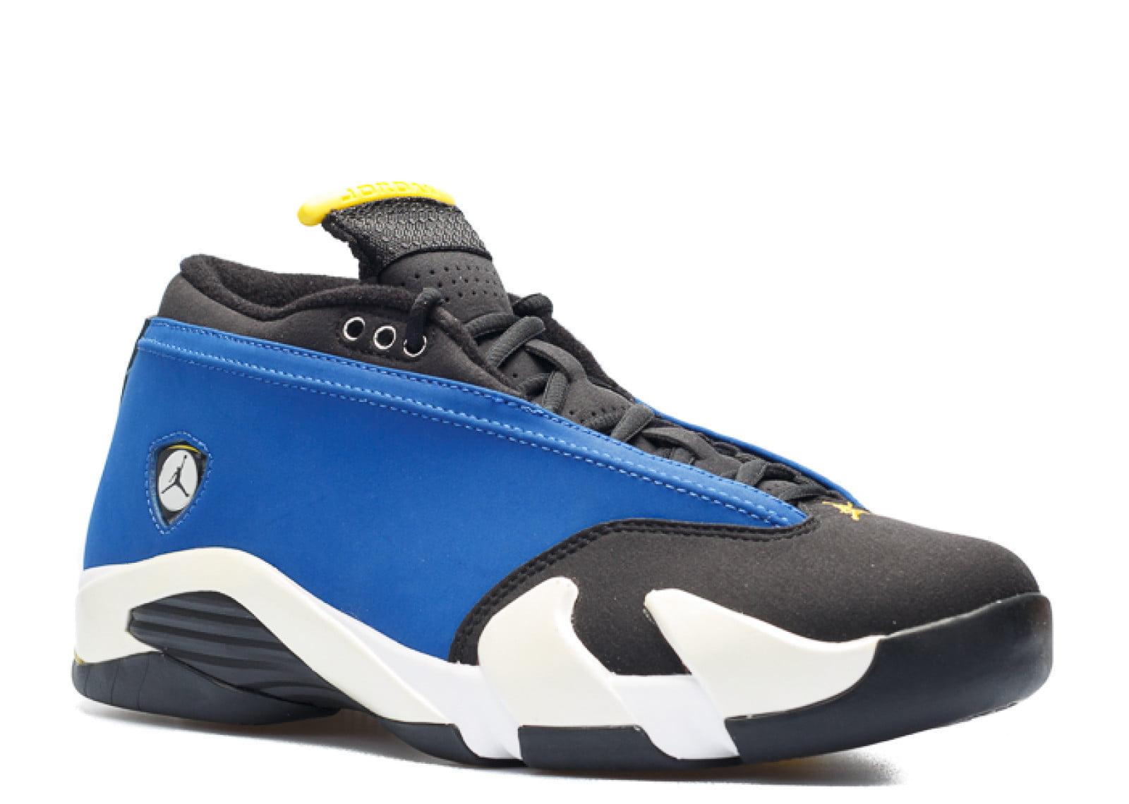 86620d2bb9133f Air Jordan - Men - Air Jordan 14 Retro Low  Laney  - 807511-405 - Size 7.5