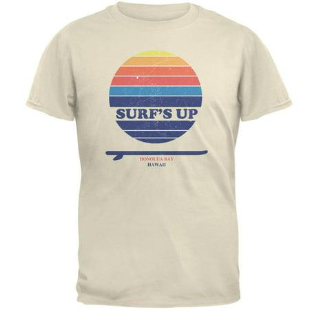 80546ad8 Old Glory - Surf's Up Honolua Bay Hawaii Mens T Shirt - Walmart.com