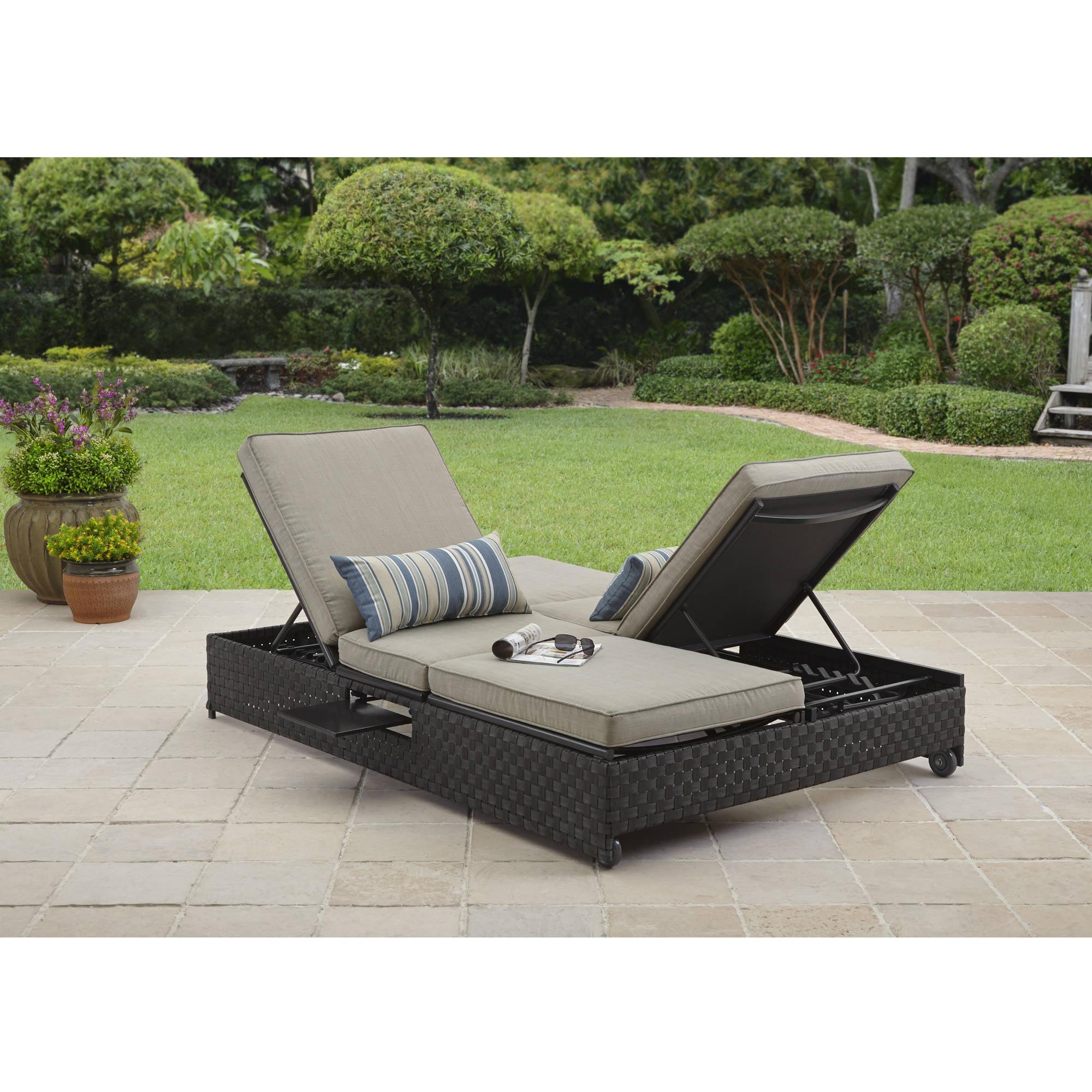 Better Homes & Gardens Avila Beach Double Lounger/Sofa