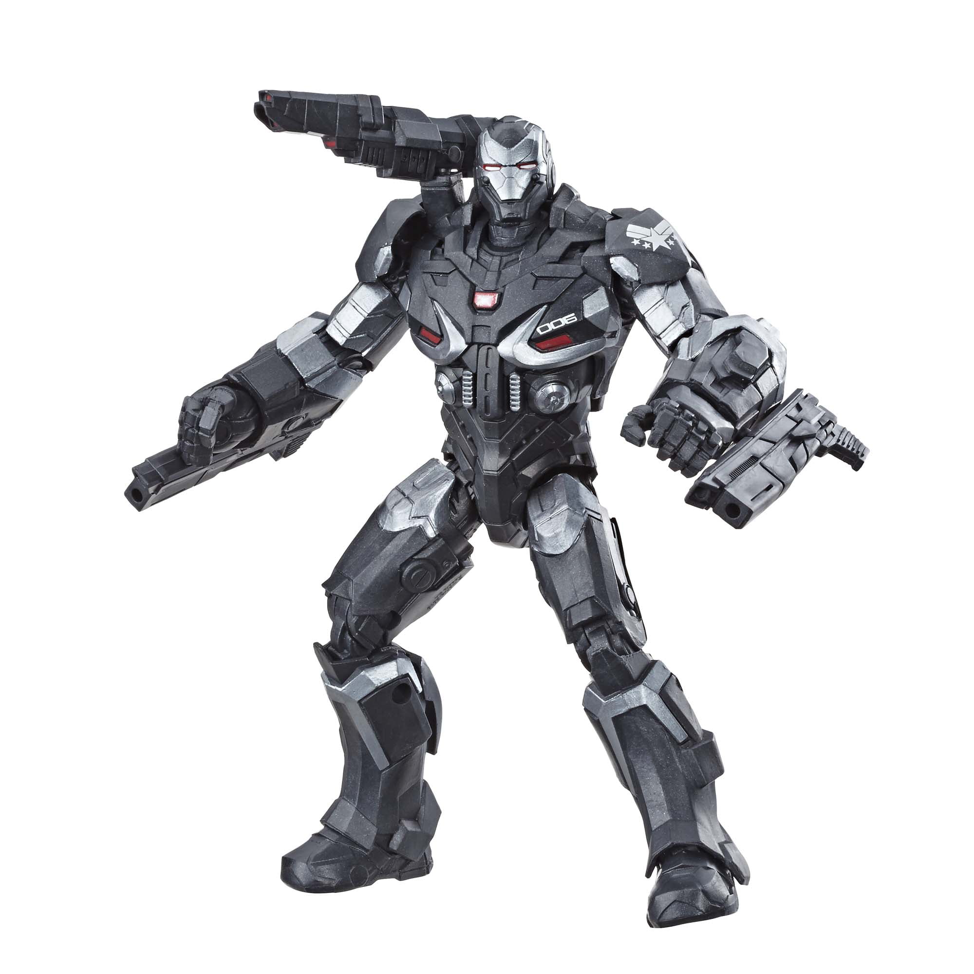 Marvel Legends Series Avengers 6-inch War Machine Figure