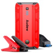 Best Portable Car Battery Chargers - Audew Portable Jump Starter Car Battery Charger 1500A/1000A Review