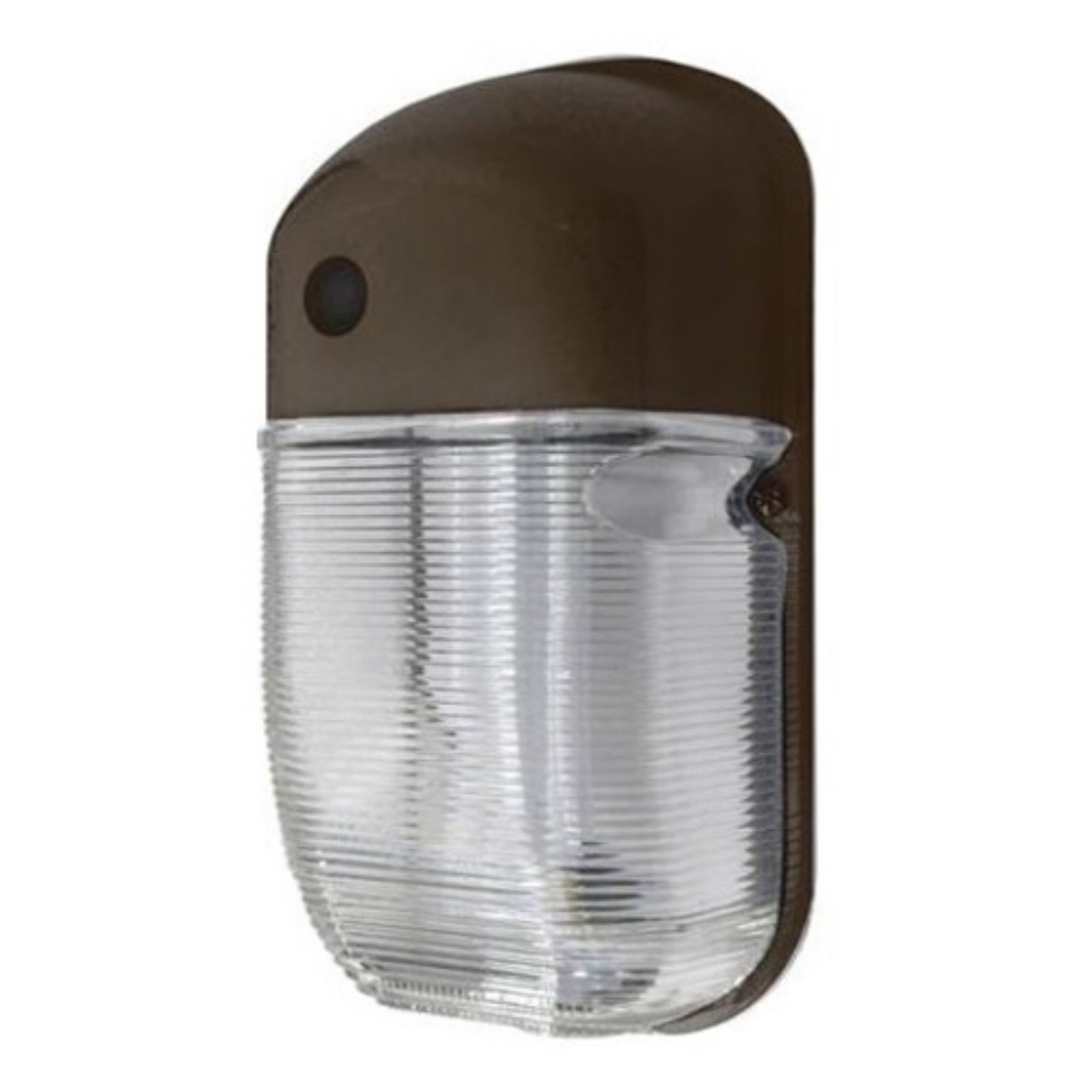 Designers Edge L-1795-42W-BR EnergyStar 42W Fluorescent Dusk to Dawn Wall Mount Light, Bronze