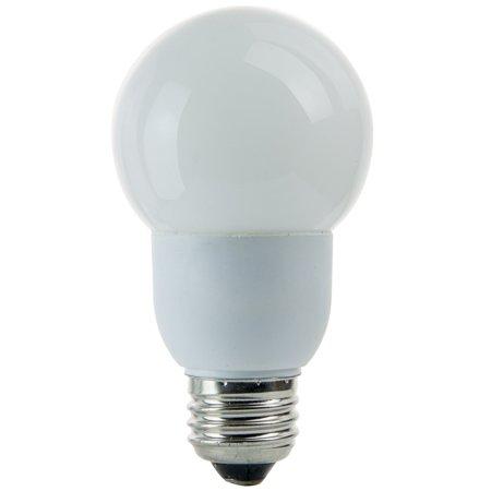 Sunlite SLG5/G19/30K G19 Globe 5 Watt Energy Saving CFL Light Bulb Medium Base Warm White