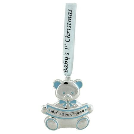 Northlight Teddy Bear Babys First Christmas (Baby Bear Ornament)