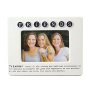 Friends Picture Frame by Our Name is Mud