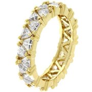 Golden Trillion Fashionista Ring- Size- 06