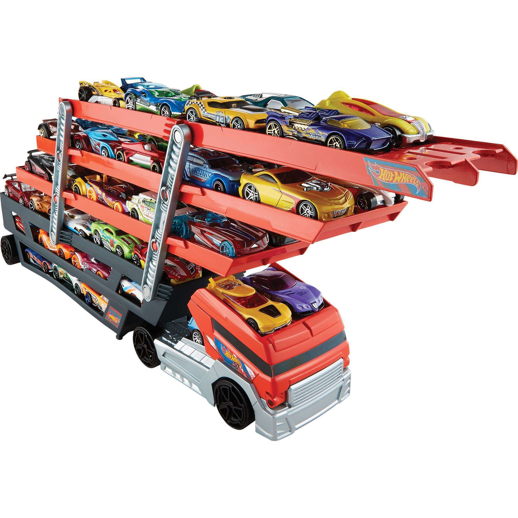 Hot Wheels Mega Hauler Truck by Mattel