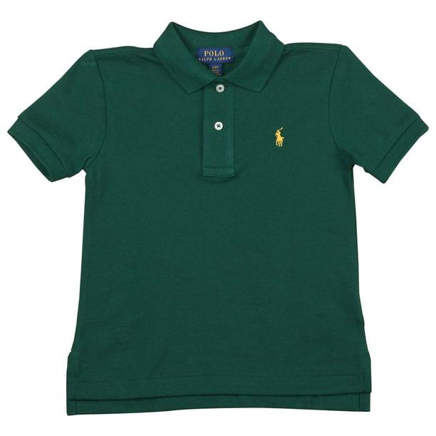 Mesh Polo Shirt 5-7 Polo RL Little Boys
