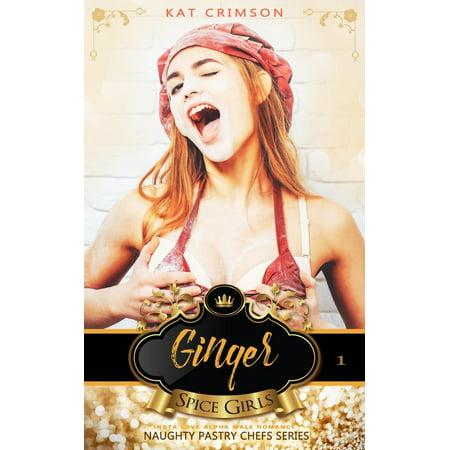 - Spice Girls: Ginger - eBook