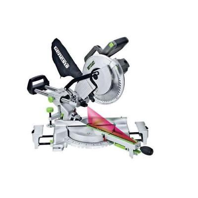"Genesis 10"" Sliding Compound Miter Saw with Laser by"