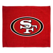 "San Francisco 49ers WinCraft 15"" x 18"" Colored Rally Towel"