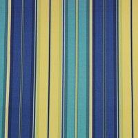 "Berkshire Home Polyester 54"" Indoor/Outdoor Morgan Stripe Fabric, per Yard"